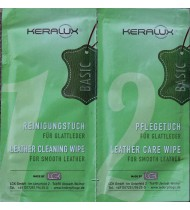 Keragil double sachets for leather furniture cleaning