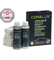 CORALUX CAR-LEATHER CARE SET