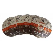 Griešanas diski metālam 125x1mm