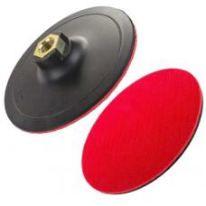 Pašlīmējošs pulēšanas disks dažādiem abrazīviem 125mm