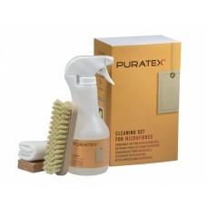 Mikrošķiedras mēbeļu tīrīšanas komplekts PURATEX Microfibre Cleaner Kit